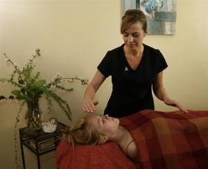 Experience a Reiki treatment for yourself - feel revitalised and deeply relaxed